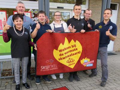 de warmste skwinkels 2019 afhaalpunten Spar Verhavert