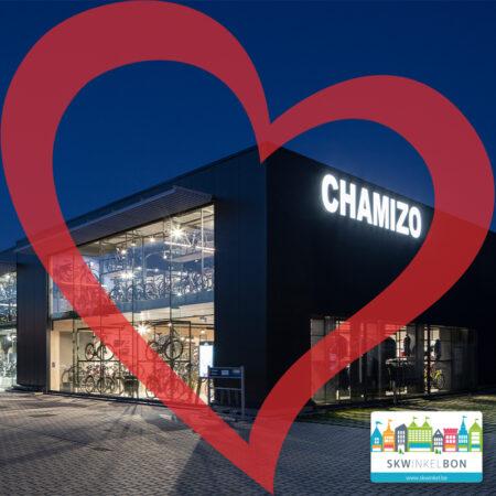 2020 - hart voor horeca - Chamizo Fietsen