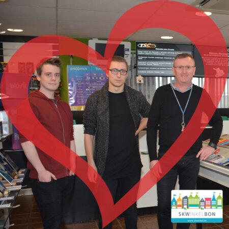 2020 - hart voor horeca - Tele Service Center