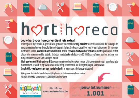 2020 - hart voor horeca - flyers:loten A5 recto