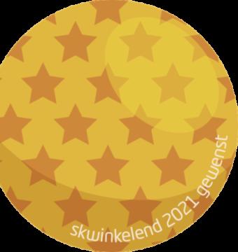 2020 SKWINKELtombola Loten Verso Links