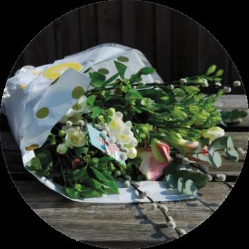 Kasjpo bloem & kado 2020 SKWINKELtombola Geschenk 12